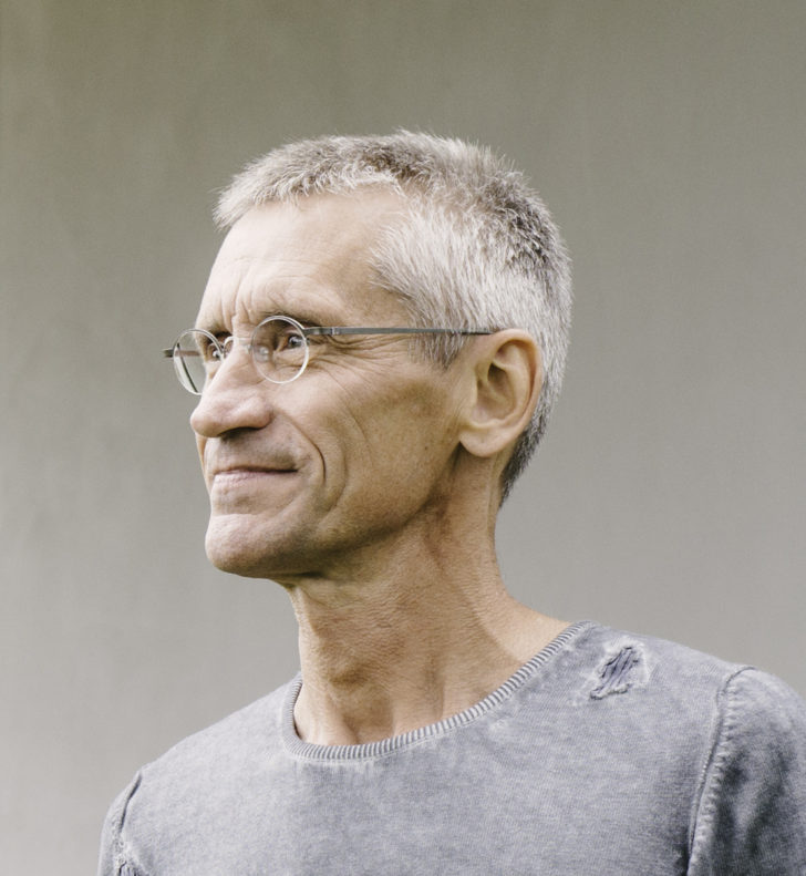 Portrait Christian Rudolph